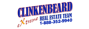 Clinkenbeard Extreme Real Estate Team - 1-888-352-9940